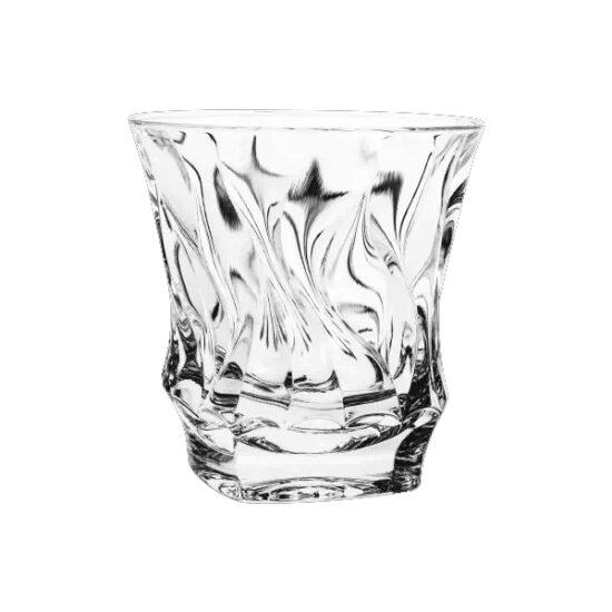 Set 6 pahare whisky Bamboo Bohemia 300 ml
