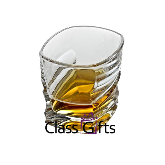 Set 6 pahare whisky cristal sail 320 ml